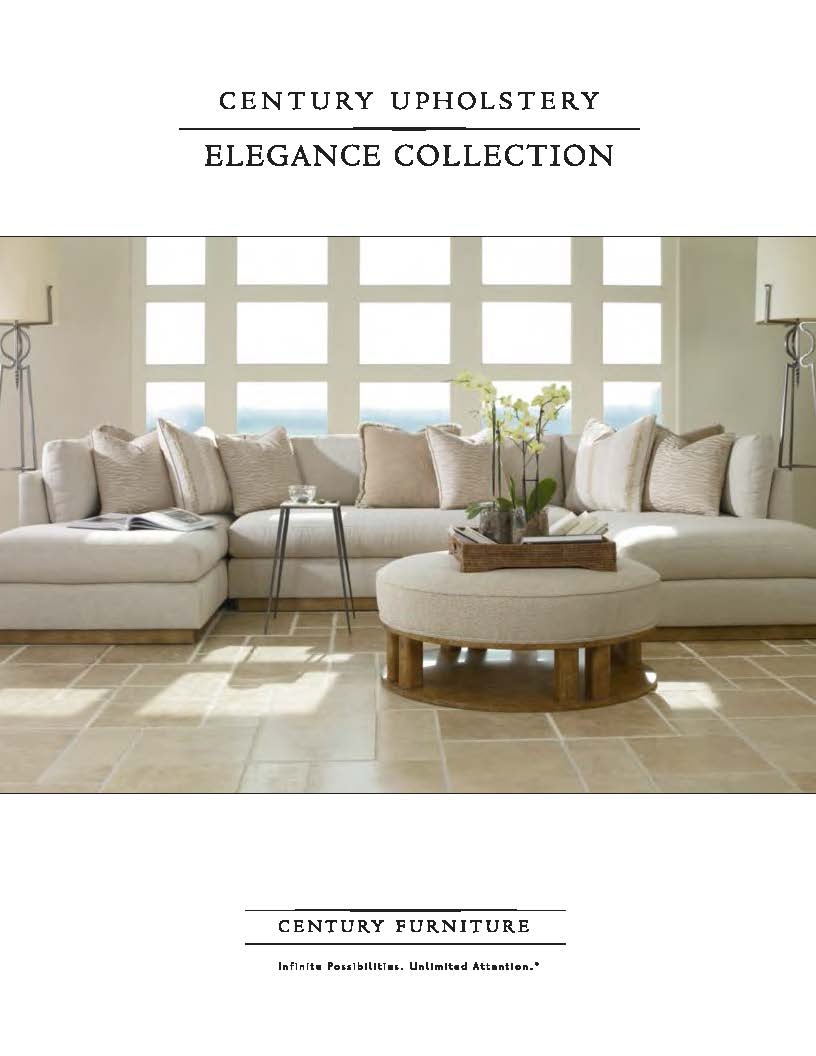 Century furniture infinite possibilities unlimited for Household furniture catalogue