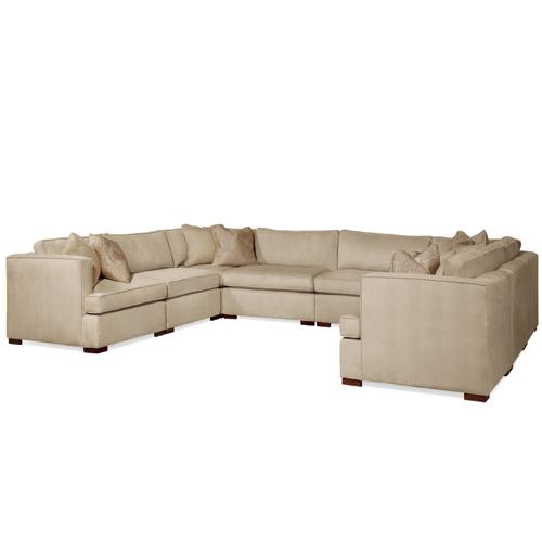 Small Angled Sectional Sofa