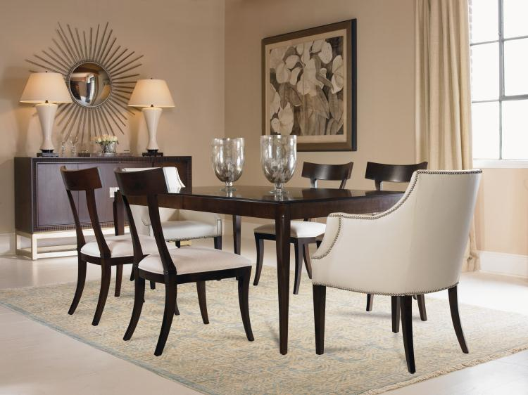 48H48 Tribeca Rectangular Dining Table Amazing Century Dining Room Tables