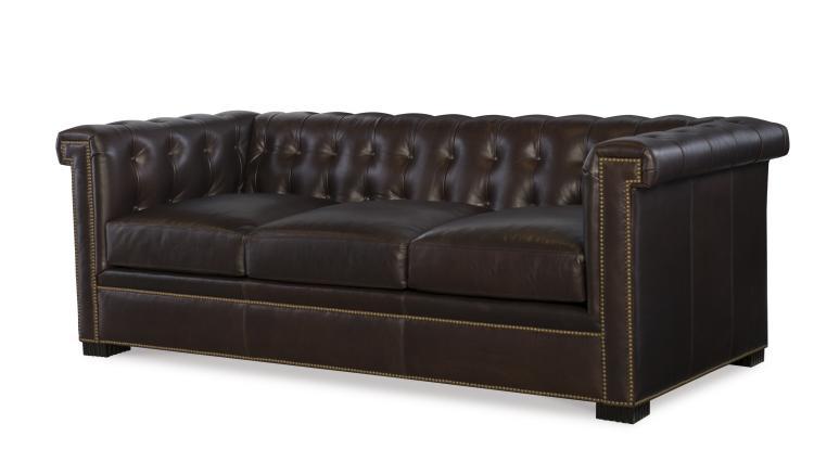 lr 7700 2 modern chesterfield sofa. Black Bedroom Furniture Sets. Home Design Ideas